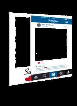 pack polaroid instagram